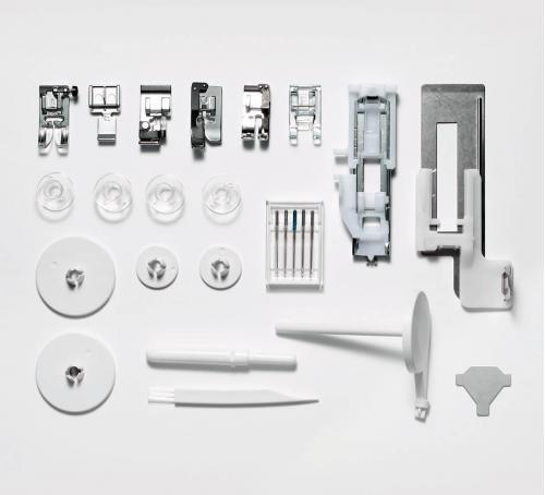 Maszyna do szycia Elna 550 eXperience - akcesoria