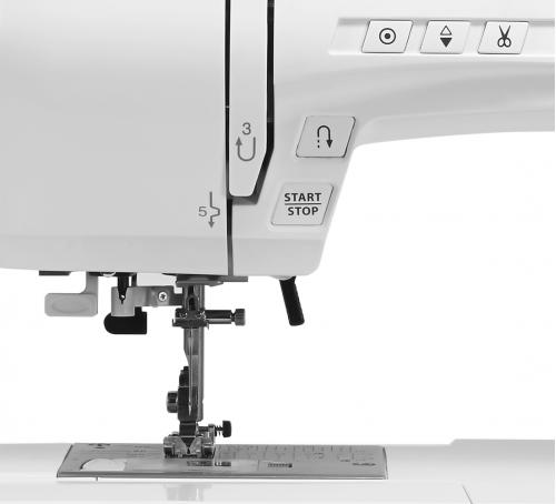 Maszyna do szycia Elna 560 eXperience + GRATIS 3 stopki, nici i szpulki