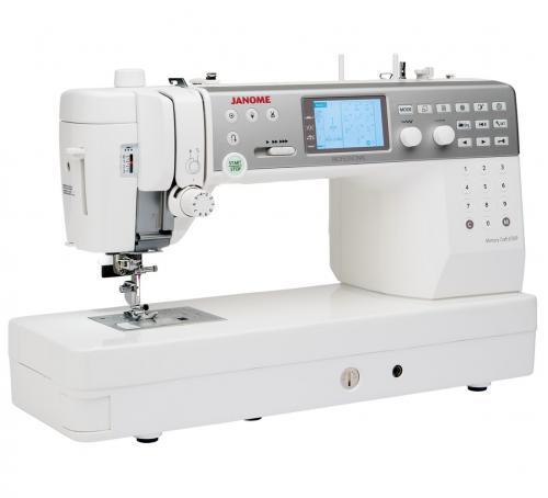 Maszyna do szycia Janome MC6700P + GRATIS szpulki + nici