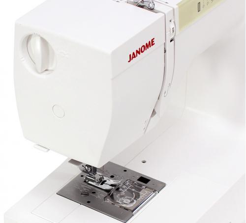 Maszyna do szycia Janome 725s + GRATIS nici + szpulki