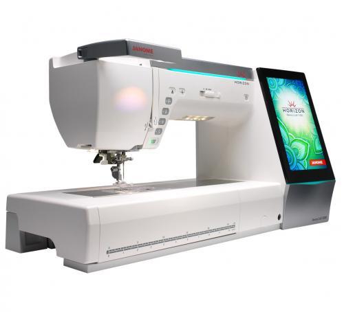Maszyno-Hafciarka JANOME MC15000 v2.0