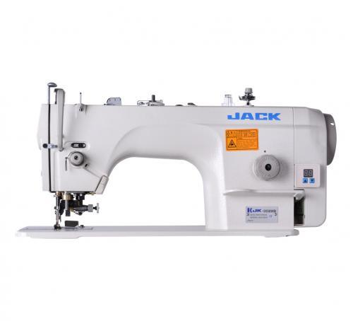 Stębnówka JACK JK-5558WB 1-igłowa SERVO z odkrawaczem