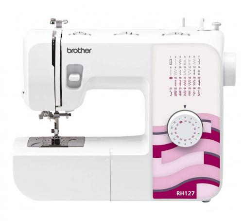 Maszyna do szycia Brother RH127 + torba + nici + szpulki GRATIS