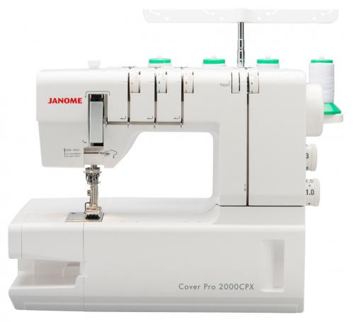 Cover JANOME 2000CPX + GRATISY, fig. 1