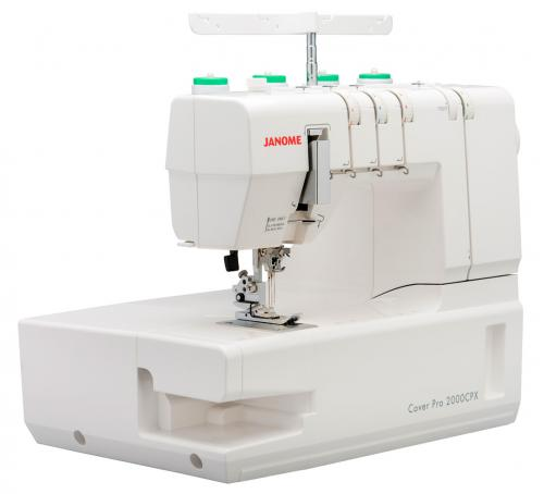 Cover JANOME 2000CPX + GRATISY, fig. 3