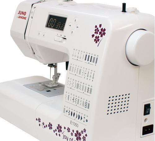 Maszyna do szycia JUNO E1050