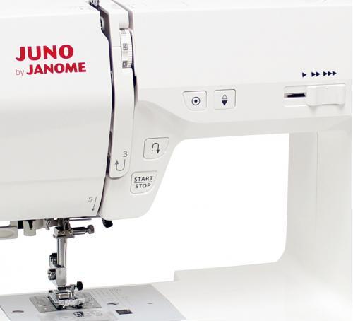 Maszyna do szycia JUNO J30 + GRATIS szpulki + nici