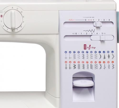 Maszyna do szycia Janome 423s + GRATIS nici + szpulki