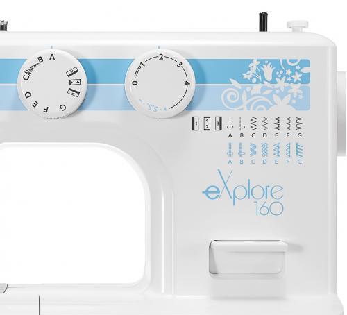 Maszyna do szycia Elna 160 eXplore