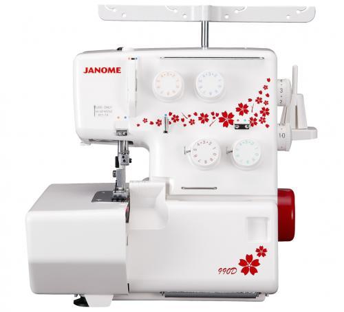 Owerlok JANOME 990D