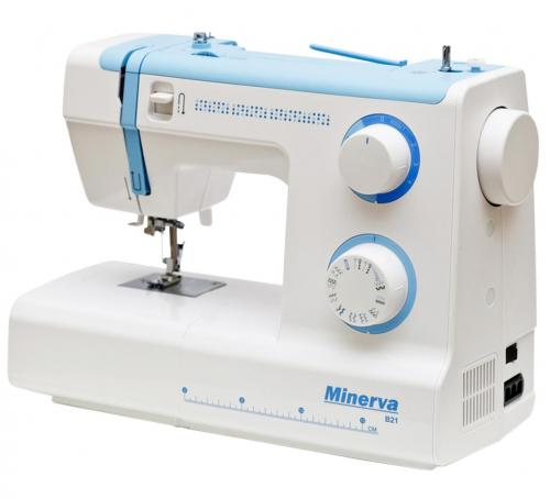 Maszyna do szycia Minerva B21 + nici + szpulki GRATIS