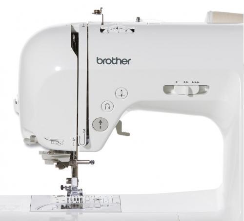 Maszyna do szycia Brother NV55FE + GRATIS igły + szpulki