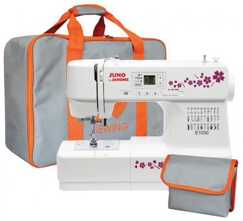Maszyna do szycia Juno E1030 z torbą