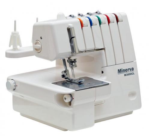 Coverlok Minerva M3000CL