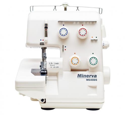 Owerlok Minerva M640DS