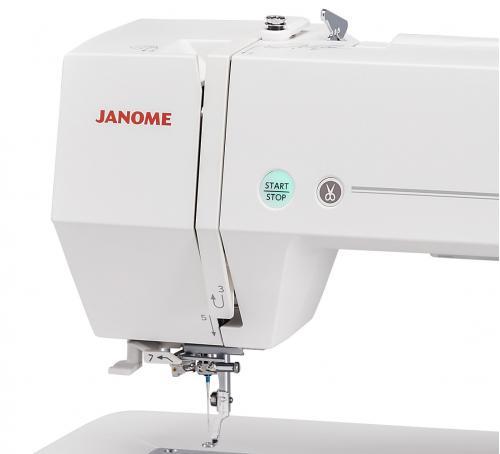 Hafciarka Janome MC550E
