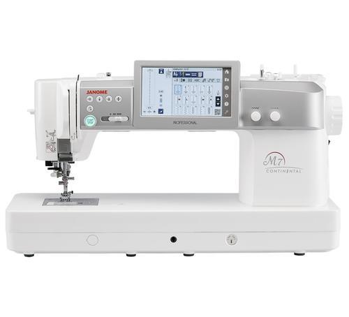 Maszyna do szycia Janome Continental M7 Professional (CM7P)