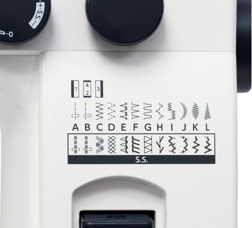 Maszyna do szycia JANOME EASY JEANS HEAVY DUTY 523 + GRATIS 3 stopki + igły + nici + szpulki