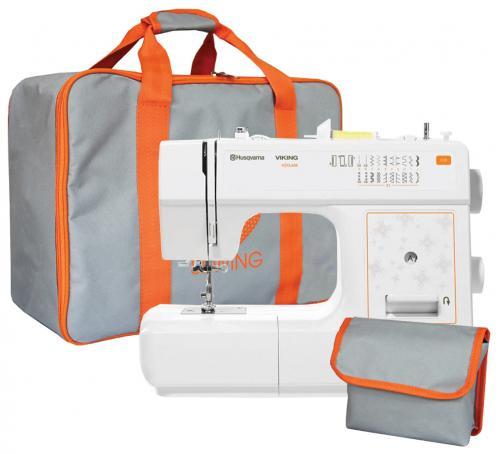 Maszyna do szycia Husqvarna E10 z torbą