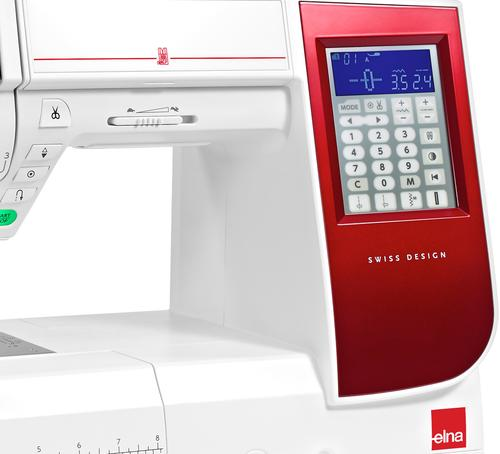 Maszyna do szycia Elna 580+ eXperience