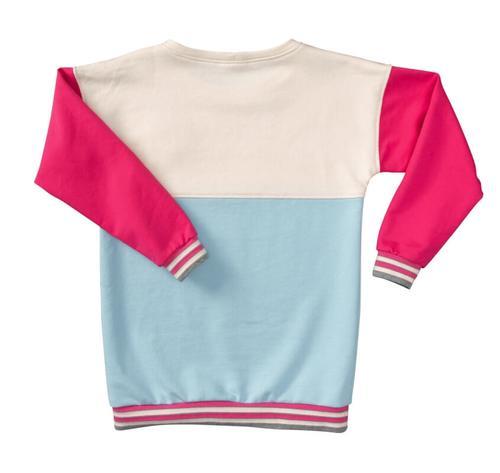 Wykrój krawiecki BURDA na bluzę zkapturem lub bez kaptura