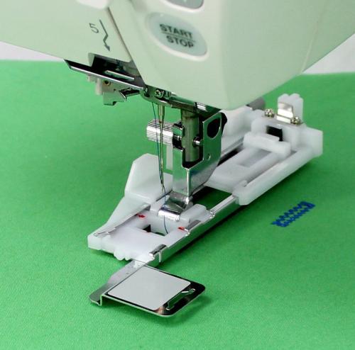 Stopka do automatycznego obszywania dziurek Janome (rotacyjny 9 mm)