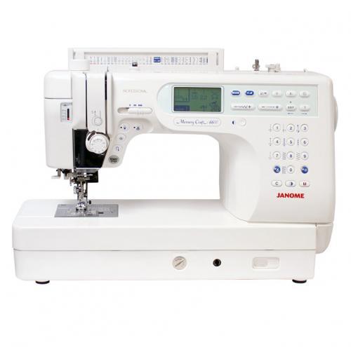 JANOME MC6600P