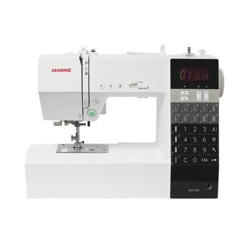 JANOME DC7100