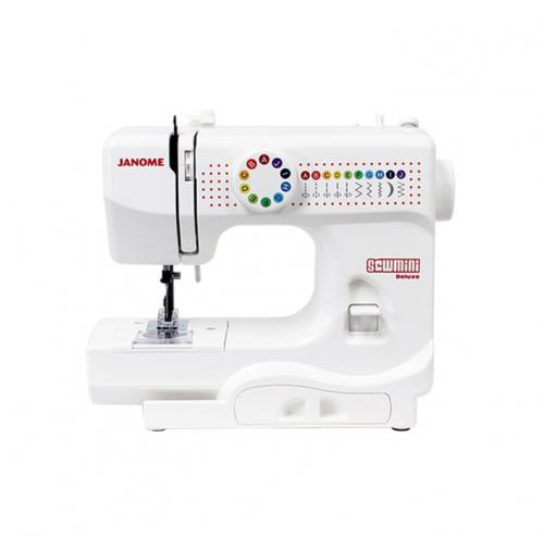 Maszyna do szycia dla dzieci JANOME SEW MINI DX2