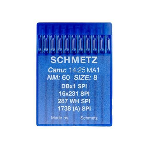 Igły Schmetz 16x231 do stebnówek do szycia tkanin - różne grubości
