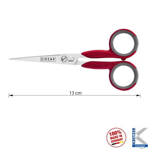 Nożyczki do nitek i haftu Kretzer, uniwersalne (13 cm)