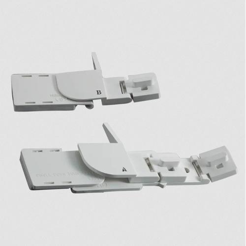 Zestaw zwijaczy do brzegów materiałów do Brother CV3440 i CV3550