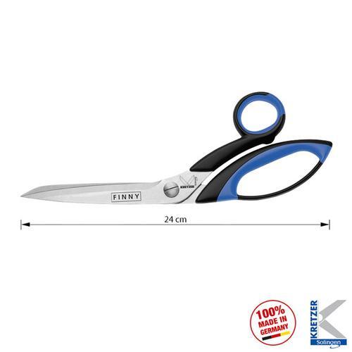Zestaw nożyczek krawieckich Kretzer (24 cm + 13 cm)