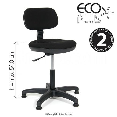Krzesło obrotowe Eco Plus, fig. 2