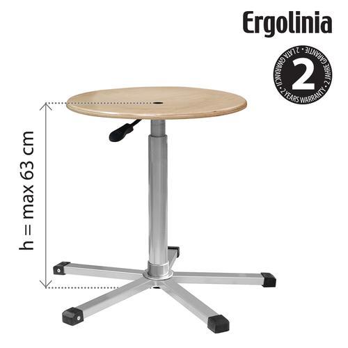 Taboret obrotowy Ergolinia EVO3