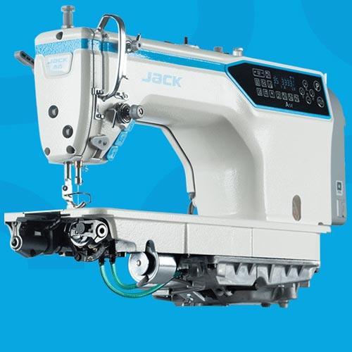 Stębnówka Jack A5E SERVO 1-igłowa automatyczna