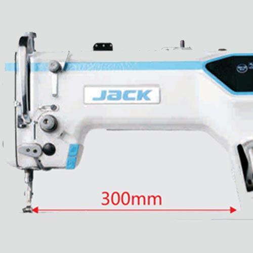 Stębnówka Jack A6F SERVO 1-igłowa automatyczna