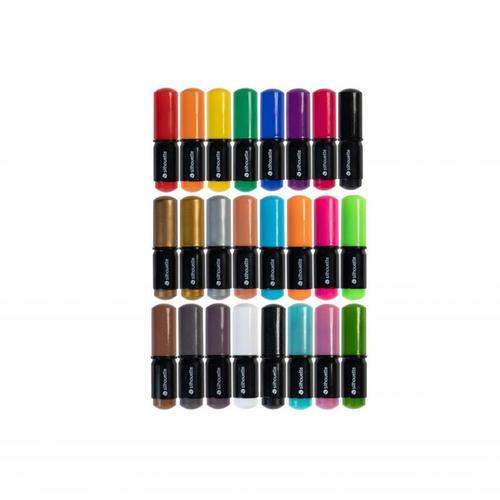 Zestaw mazaków Silhouette - 24 kolory