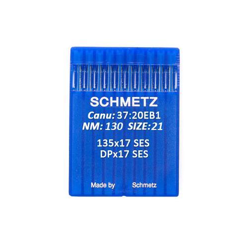 Igły Schmetz 135x17 SES do stebnówek do szycia dzianin (różne grubości)