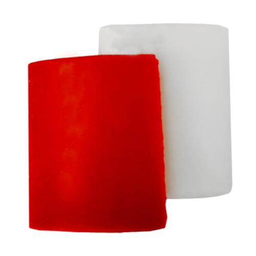 Kreda krawiecka woskowa - biała, kolor, fig. 1