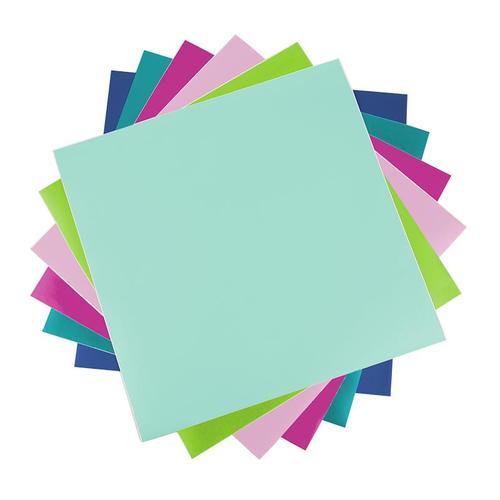 Zestaw folii samoprzylepnych Silhouette – różne kolory folii