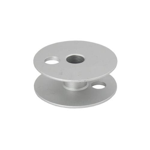 Szpulka aluminiowa duża do stebnówek przemysłowych