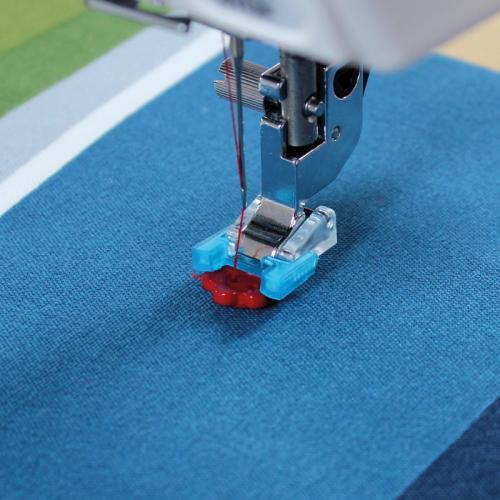 Stopka do przyszywania guzików (do maszyn z szerokością ściegu 9 mm)