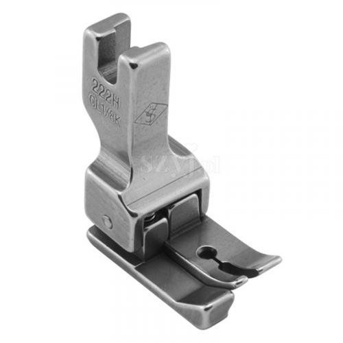 Stopka kompensacyjna 3,2 mm (lewa) do delikatnych materiałów do stebnówek