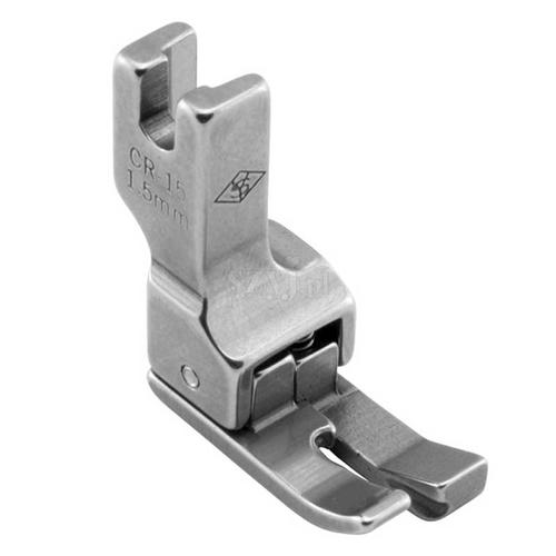 Stopka kompensacyjna 1,5 mm (prawa) do stebnówek z transportem dolnym