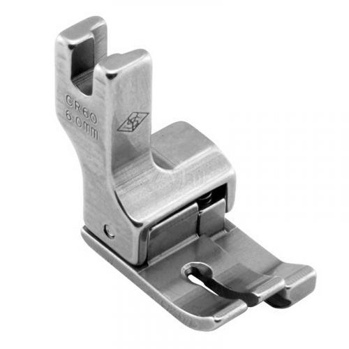 Stopka kompensacyjna 6,0 mm (prawa) do stebnówek z transportem dolnym