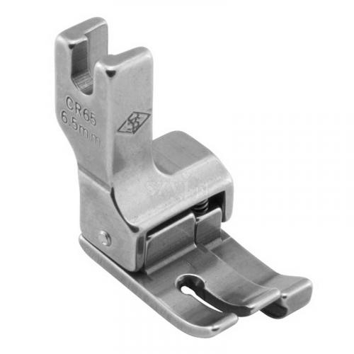 Stopka kompensacyjna 6,5 mm (prawa) do stebnówek z transportem dolnym