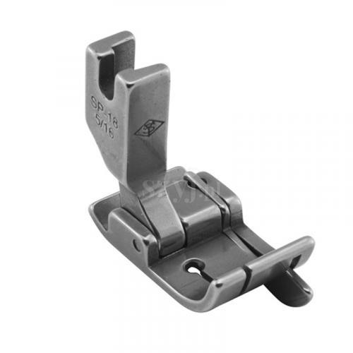 Stopka kompensacyjna 8,0 mm ze sprężynującym liniałem prawym do stębnówek