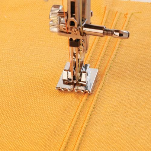 Stopka do wszywania kordu i cienkich wypustek (o średnicy 1,5 mm) (do maszyn z szer. ściegu 9 mm)
