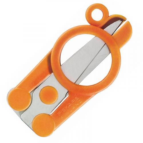 Nożyczki Fiskars składane (11cm) brelok